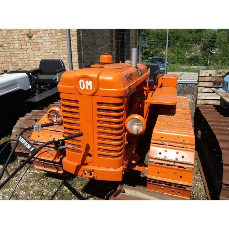trattore usato om 3540 cingolato